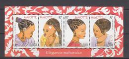 MAYOTTE TP 241/244**BF - Comores (1975-...)