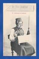PUB Le Petit Journal Dos Simple = CPA DECOLLEE A 20% Dommage SINON Très Très Bon état = Ti 295 - Werbepostkarten