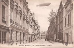 CPA - Tout Paris - Rue Fortuny - (XVII Ar.) - Arrondissement: 17