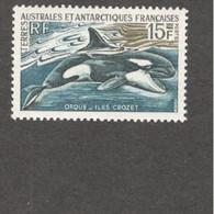 FRENCH ANTARCTICA1969-70: Yvert PA30mnh** Cat.Value $19+ - Sin Clasificación