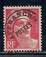 FRANCE PREOBLITERE    N°    100    OBLITERE - 1893-1947