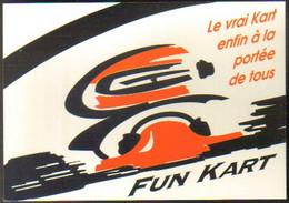"""Carte Postale édition """"Promocartes"""" - Fun Kart - Le Vrai Kart Enfin à La Portée De Tous - Werbepostkarten"""