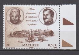MAYOTTE TP 248** - Comores (1975-...)