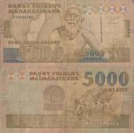 Madagascar / 25.000 Francs / 1993 / P-74A(a) / FI - Madagascar
