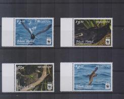NIUAFOOU STAMPS(TONGA ISLANDS) 2016/WWF BIRDS-MNH-COMPLETE SET(110) - Tonga (1970-...)