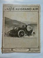 1905 La Vie Au Grand Air Sport Automobile Coupe Gordon Bennett Course Moto Hippisme Athlétisme Tennis Meeting Juvisy - Other