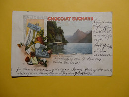 Chocolat Suchard - Tellsplatte / Litho 1902 (9034) - UR Uri