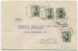 Ca 1931 Carta De Reus A Suiza - Briefe U. Dokumente