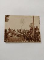106e Régiment D'infanterie De Ligne. Manœuvres. Fin XIXème. ! Petit Format 6x4.5cm - Guerre, Militaire