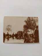 106e Régiment D'infanterie De Ligne. Manœuvres. Ravitaillement. Fin XIXème. ! Petit Format 6x4.5cm - Guerre, Militaire