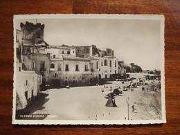 M394 CARTOLINA Di FORIO DI ISCHIA   NAPOLI VIAGGIATA - Napoli (Naples)