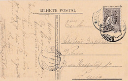CERES 25c Ceres Cinzento (384) SOBRE POSTAL - Covers & Documents
