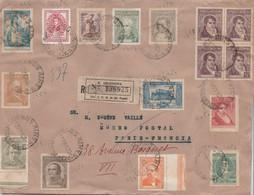 ARGENTINE  LETTRE RECOMMANDEE  POUR LA FRANCE - Lettres & Documents