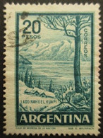 ARGENTINE N°606C Oblitéré - Oblitérés