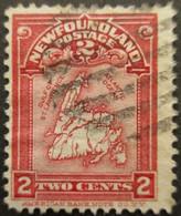 TERRE NEUVE N°71 Oblitéré - 1908-1947