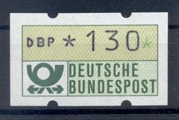Allemagne  1981 - Michel N. 1.1.h.u - Timbre De Distributeur 130 Pf. (Y & T N. 1) - Distribuidores