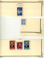 Grece (1959) -  Victoire - Celebrites - Art Antique -    Neufs** - MNH - Unused Stamps