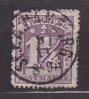 Hamburg - 1864 - Michel Nr. 12 - Einkreisstempel - Gestempelt - Hambourg