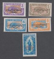 Colonies Françaises - Timbres Neufs** - Congo - N°72,73,74,75 Et 84 - Ungebraucht