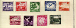 Nauru (1954) - Vues Et Activites -   Neufs** - MNH - Nauru