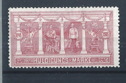 Österreich - Old Vignette - Cinderella - Poster Stamp - Otros
