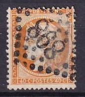 FRANCE - 40 C. Oblitéré 898 Gros Chiffres - 1870 Siege Of Paris