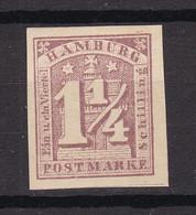 Hamburg - 1864 - Michel Nr. 8 ND - Postfrisch - Hambourg
