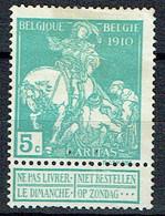 Exposition D'art Belge Du XVIIème Siècle à Bruxelles - 1910-1911 Caritas