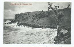 St.vincent Postcard Ratho Point West Indies Unused - St. Vincent Und Die Grenadinen