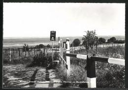 AK Mörbisch Am Neusiedlersee, Eiserner Vorhang Österreich-Ungarn, Grenze - Customs