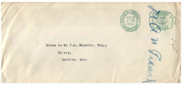 (JJ 23) Canada Posted To Quebec - 1930 - Ontario Succession Duty Office - Briefe U. Dokumente