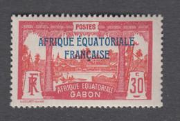 Colonies Françaises - Timbres Neufs** - Gabon - N° 97 - Nuovi