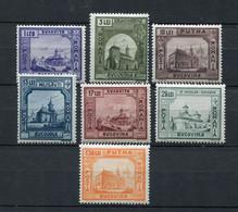 Rumanía 1941. Yvert 678-85 ** MNH. - Ungebraucht