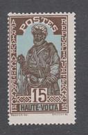 Colonies Françaises - Timbres Neufs** - Haute Volta - N°48 - Neufs