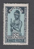 Colonies Françaises - Timbres Neufs** - Haute Volta - N°55 - Neufs