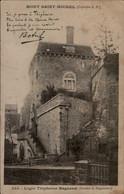 50-MONT ST-MICHEL...LOGIS THIPHAINE RAGUENEL (FEMME DE DUGUESCLIN)...CPA - Le Mont Saint Michel