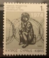 CYPRESS - MNH** - 1992 - # 802 - Neufs