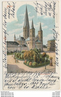 AK  Bonn Münsterkirche _ 1901 - Litho ?  Ansichtskarte - Bonn