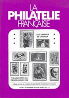 LA PHILATÉLIE FRANÇAISE FFAP + SOMMAIRE N°  306 - French