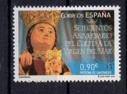 Spain  2015. From The Cult To The Virgin Of The Sea. MNH - 2011-... Ongebruikt