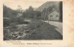 BELFORT : BALLON D'ALSACE - PONT DE LA CUVOTTE - Belfort - City