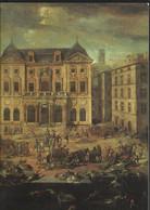 Musée Des Beaux-Arts - Vue De L'Hôtel De Ville Pendant La Peste De 1720 (détail) De Michel Serre(1658-1733) (P) - Museums