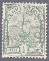 GRENADA   SCOTT NO  68   USED     YEAR  1906 - Grenada (...-1974)