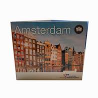 Coffret  PAYS BAS 2020 BU Euro World Money Fair - Berlin - Amsterdam 500 EXEMPLAIRES RARE!!! - Netherlands