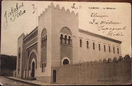 Cpa, Algérie, Tlemcen, La Médersa, éd Henry, - Tlemcen