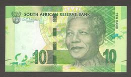 Sudafrica - Banconota Non Circolata FdS Da 10 Rand P-133a - 2012 #19 - Südafrika