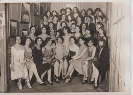 "PHOTO  PRESSE 18 Cms  X  13 Cms   1928  Miss FRANCE "" Le Journal "" PHOTO. MEURISSE - Andere"
