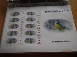 A.Buzin 2019 Ehophila - 1985-.. Pájaros (Buzin)