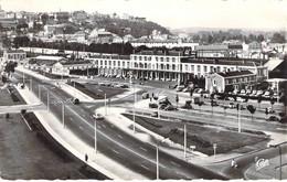 16 - Angoulême - Place De La Gare Et Les Jardins - Angouleme