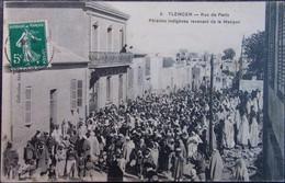 Postcard #1/29 MECCA MECQUE MAKKAH - Religion Mosque Pèlerinage - TLEMCEN Algérie - Sin Clasificación
